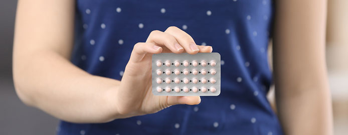 Ortho Micronor birth control pills